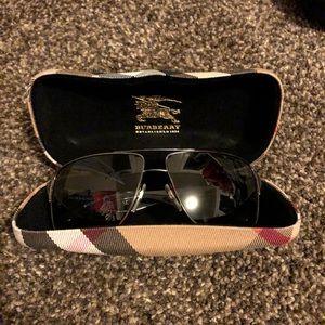 Men's Burberry Gradient Sunglasses